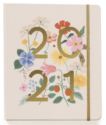 Wild Garden Covered Planner Rifle Paper