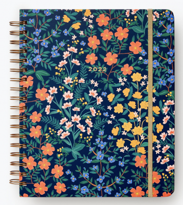 Wildwood Large Spiral Planner Rifle Paper