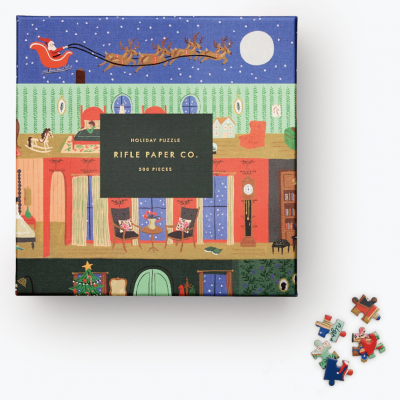 Night Before Christmas Puzzle - Puzzle