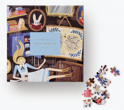 Wonderland Puzzle - Puzzle