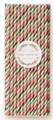 Feliz Paper Straws Rifle Paper Co