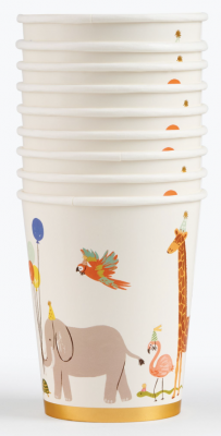 Party Animals Cups Rifle Paper Co