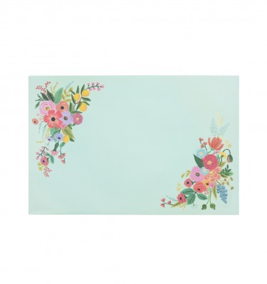 Garden Party Placemats Rifle Paper Co