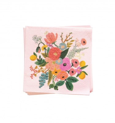 Garden Party Cocktail Napkins Rifle Paper