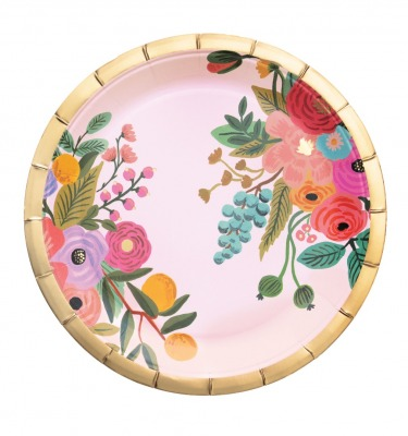 Garden Party Large Plates Rifle Paper