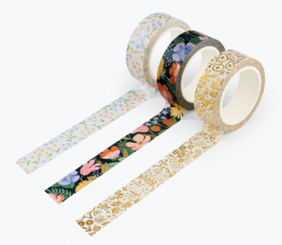 Strawberry Fields Paper Tape Rifle Paper