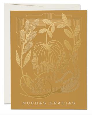 Mustard Card