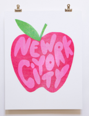 New York Print - VE 2
