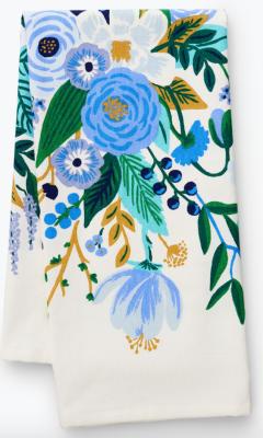 Garden Party Blue - Tea Towels