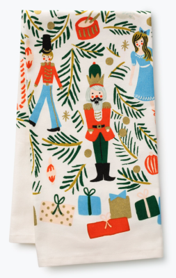 Christmas Tree Tea Towel - Geschirrtuch