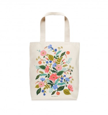 Floral Vines Tote Bag Rifle Paper