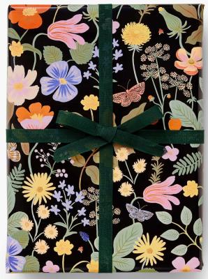 Strawberry Fields Wrap - Geschenkpapier Rolle