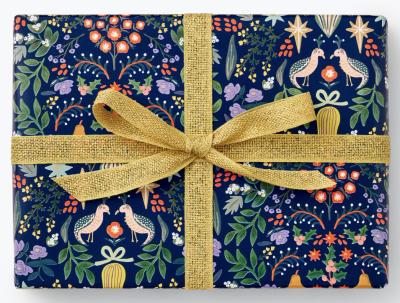Pardrigde Wrap - Geschenkpapier Rolle