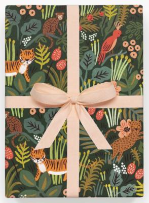 Jungle Wrap - Geschenkpapier Bögen