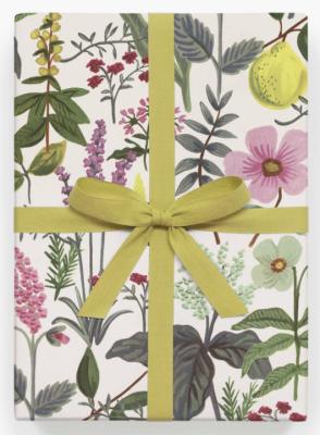 Herb Garden Wrap - Geschenkpapier Bögen