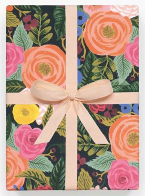 Juliet Rose Wrap - Geschenkpapier Bögen