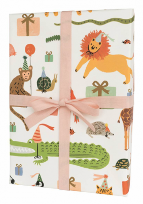 Party Animals Wrap - VE 12