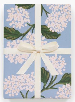 Hydrangea Wrap - Geschenkpapier Bögen
