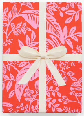 Canopy Neon Wrap - Geschenkpapier