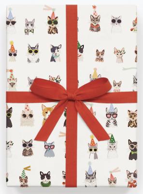 Cool Cats Wrap - Geschenkpapier